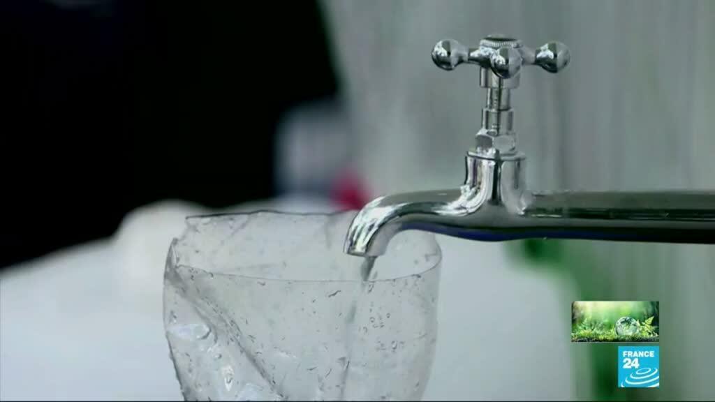 2021-06-06 01:03 2.200 millones de personas viven sin acceso al agua potable (6/6)