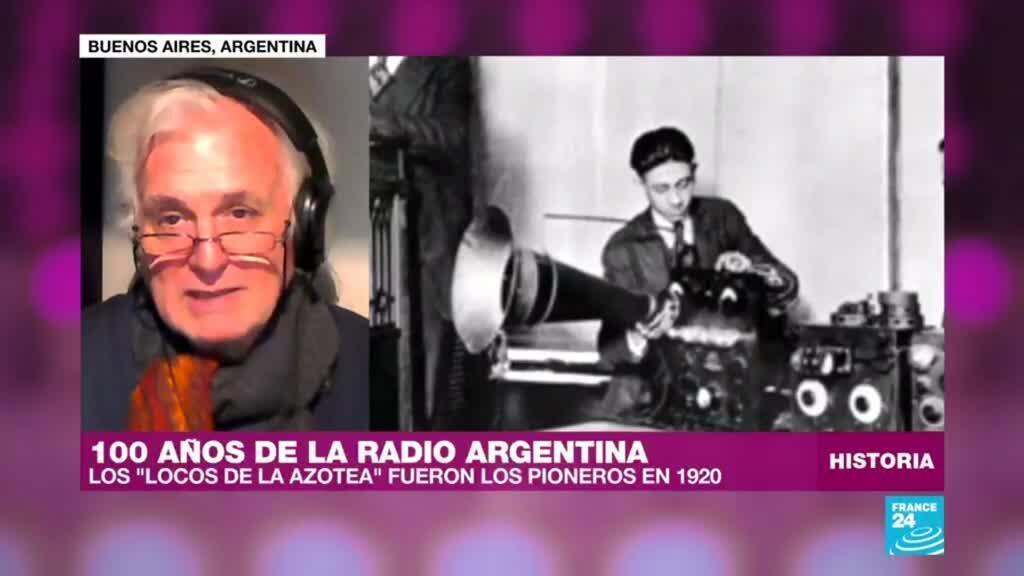 Historia radio argentina