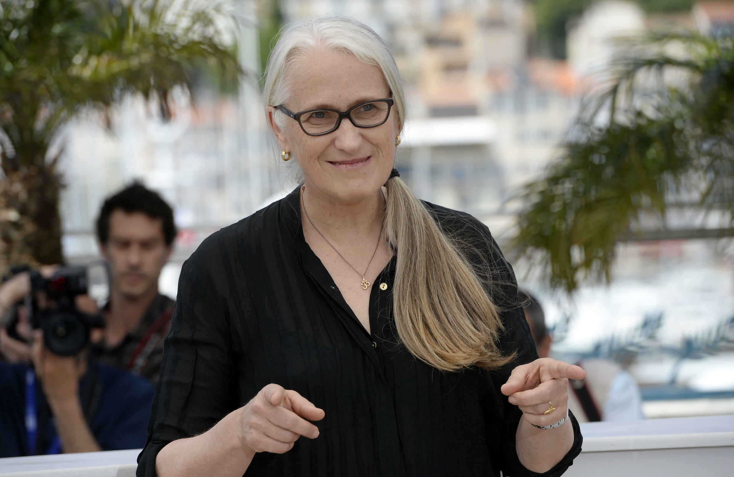 Cannes Jury President Jane Campion, pictured last year in Cannes, has made a name for herself portraying complex and determined female protagonists and knows from experience that the festival is a place of careers.