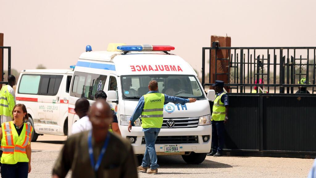 Bajo fuertes medidas de seguridad fueron trasladados los cuerpos de los tres trabajadores fallecidos