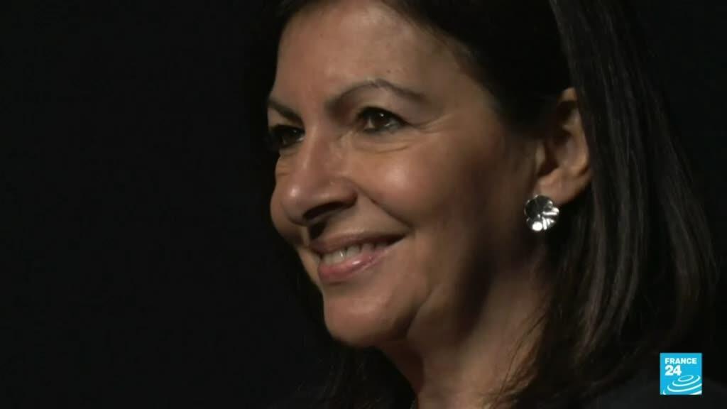 2021-09-12 14:06 Ella es Anne Hidalgo, alcaldesa de París y candidata a la Presidencia de Francia