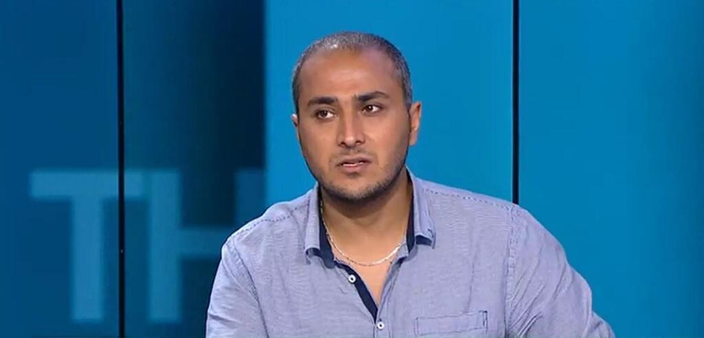 Ex-détenu de la prison syrienne de Saydnaya, Shyar Khalil Khalil a été emprisonné parce qu'il était journaliste.