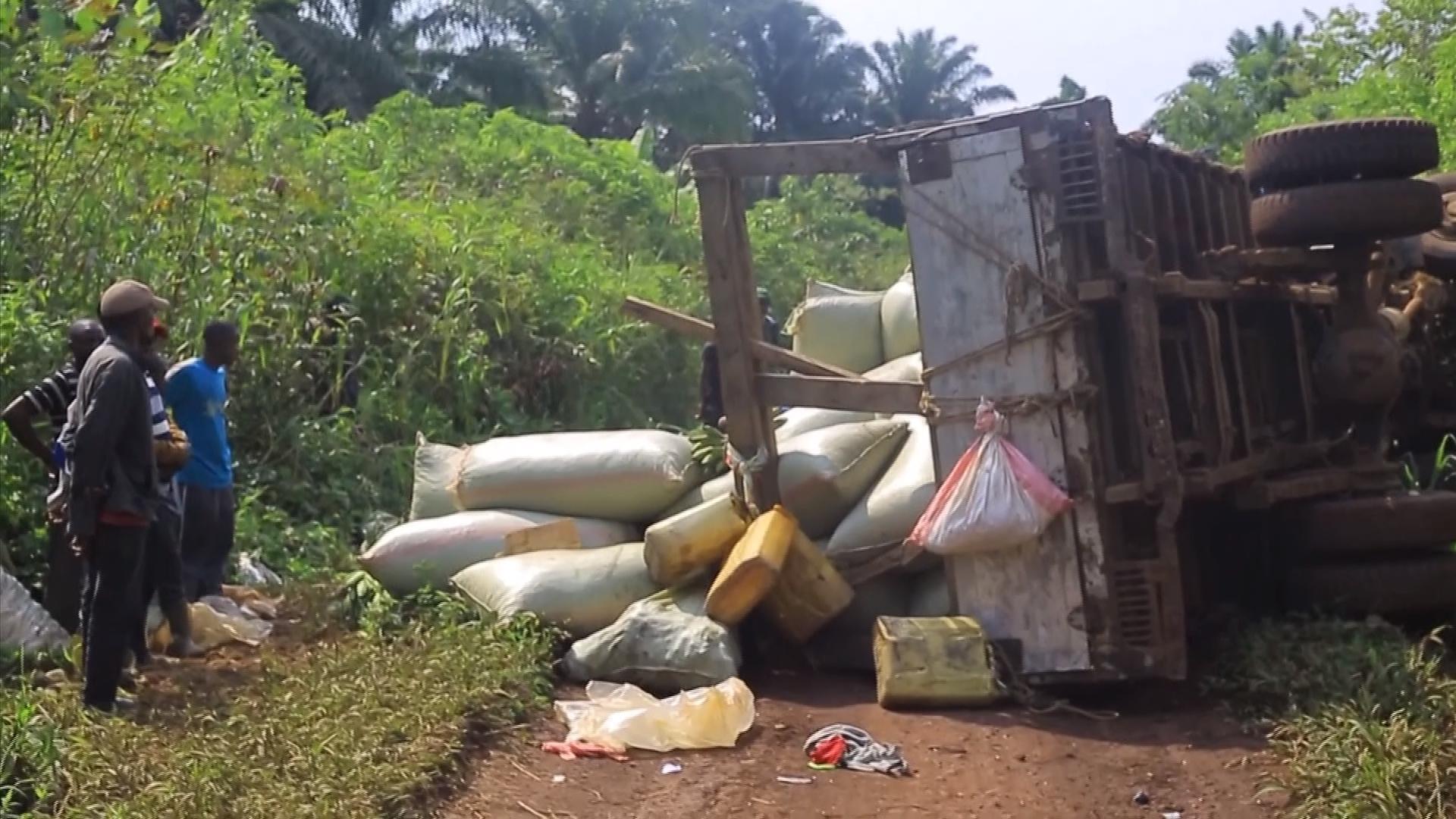 Beni Congo Ambush