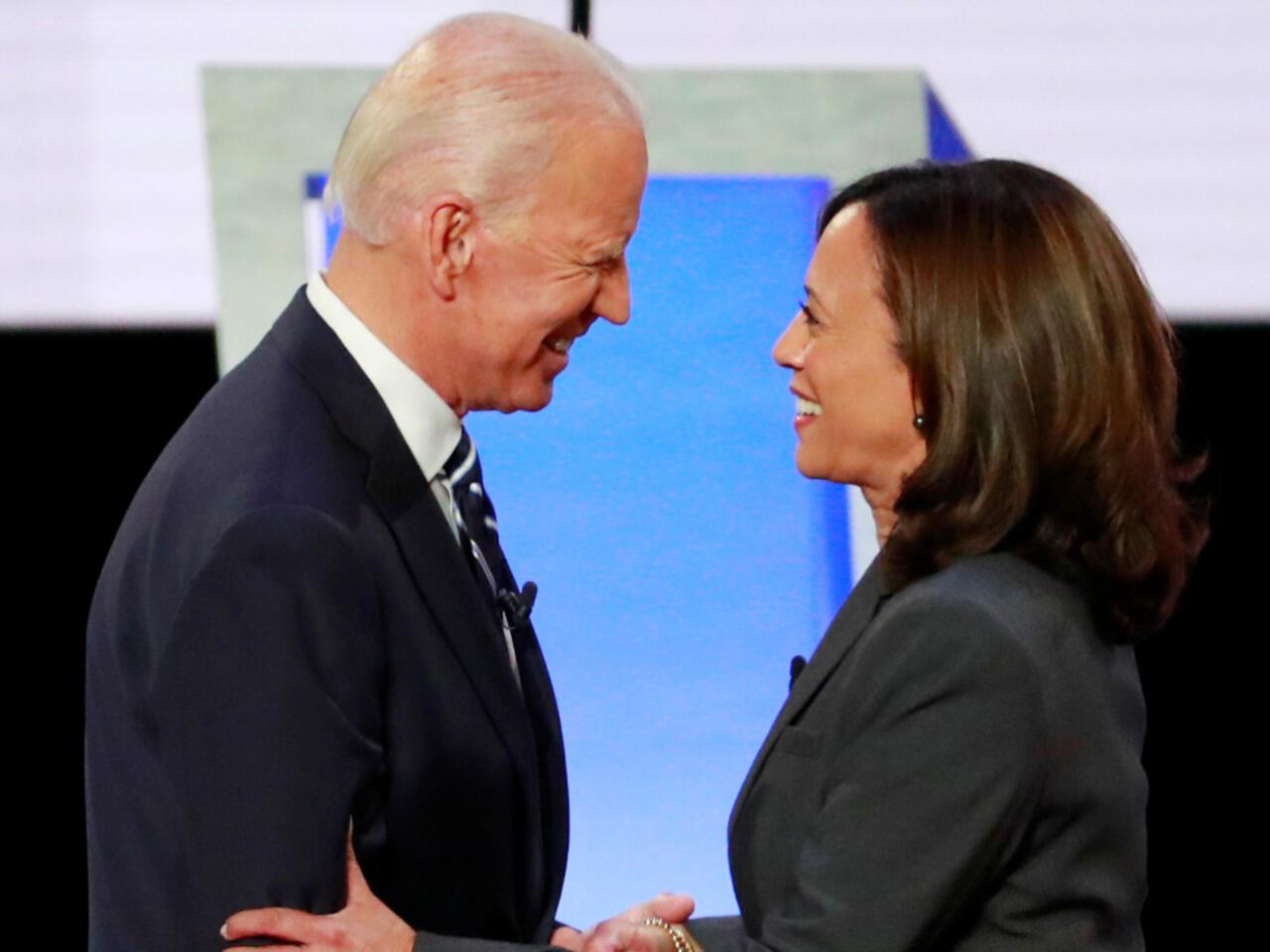 Biden Picks Senator Kamala Harris As Running Mate In Us Presidential Election