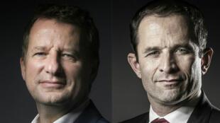 Yannick Jadot et Benoît Hamon s'allient pour la présidentielle