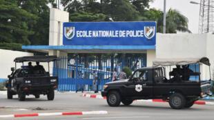 Des hommes armés ont attaqué, dans la nuit du mercredi 19 au jeudi 20 juillet 2017, l'école de police de Cocody, un quartier central d'Abidjan.