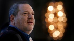 El productor Harvey Weinstein fue despedido de su propia compañía en octubre de 2017.