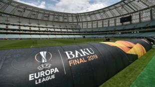 Chelsea et Arsenal se disputeront en Azerbaïdjan le trophée de la Ligue Europa.