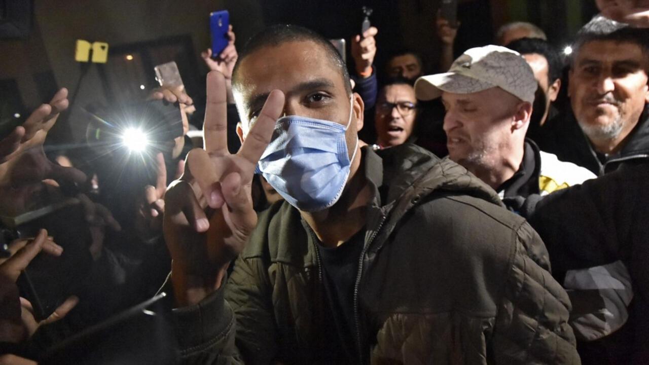 Algeria frees prominent journalist, dozens of activists after presidential pardons