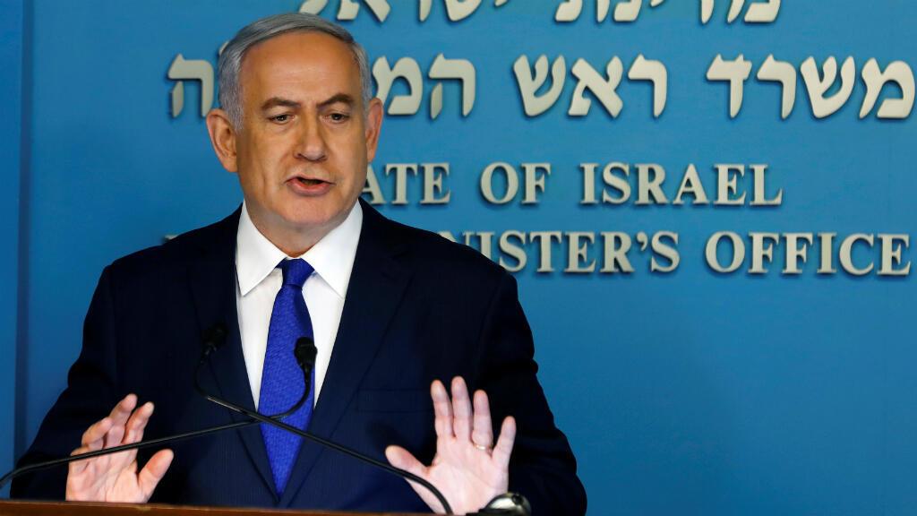 El primer ministro israelí Benjamín Netanyahu ofreció cambiar el estatus de 16 mil inmigrantes africanos en su país