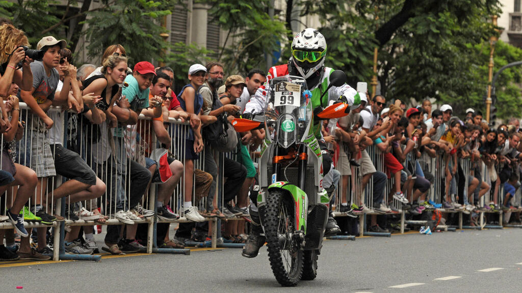 French motorcyclist Pierre Cherpin dies from injuries in Dakar rally crash