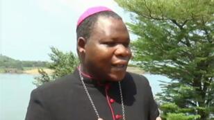 L'archevêque de Bangui, Dieudonné Nzapalainga.