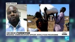 "2020-04-22 22:11 Coronavirus pandemic : UN warns of global famines of ""biblical proportions"""