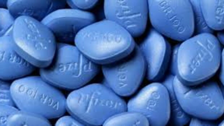 Viagra At 20 The Diamond Shaped Blue Pill That