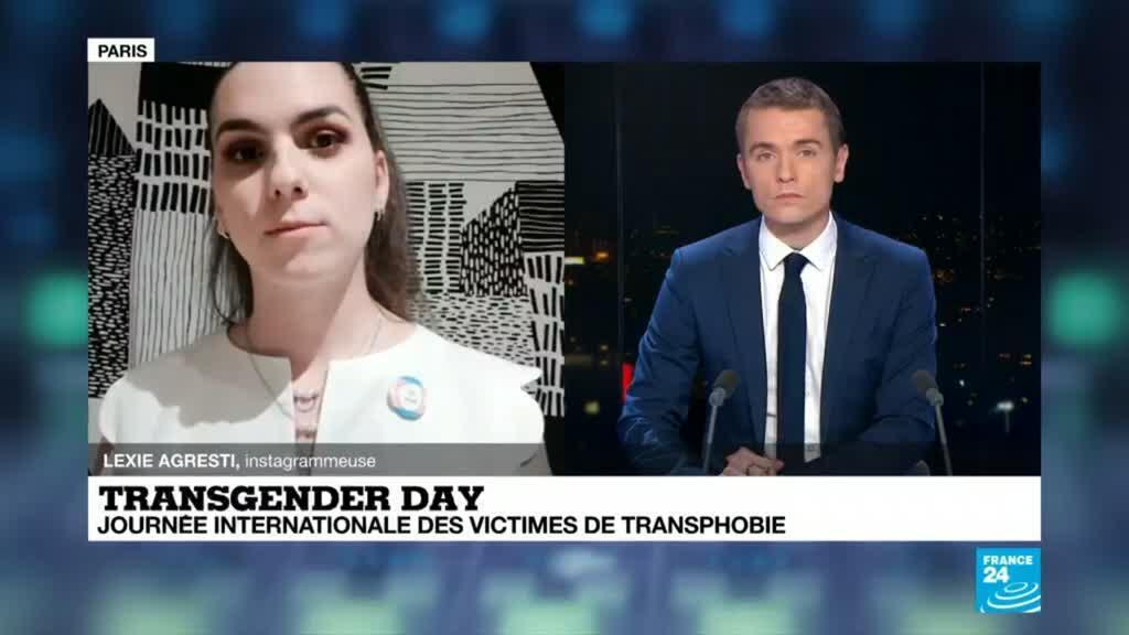 2020-11-20 23:03 Transgender day : journée internationale des victimes de transphobie