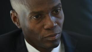 Jovenel Moïse a été confirmé mardi président élu de la République d'Haïti.