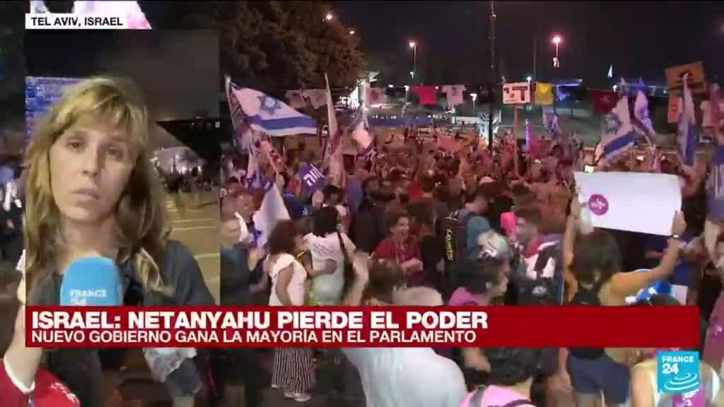 2021-06-13 21:00 Informe desde Tel Aviv: coalición opositora gana la mayoría en el Parlamento israelí