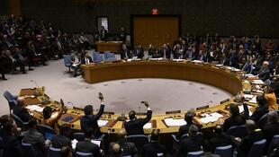 مجلس الأمن الدولي 28 فبراير/شباط 2019.
