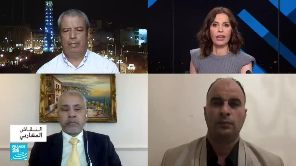 """برنامج """"النقاش المغاربي"""" مع كوزيت إبراهيم."""