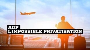 La privatisation d'ADP suspendue