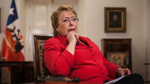 La présidente chilienne Michelle Bachelet a demandé une enquête sur l'intégrité du rapport de la Banque mondiale sur l'attractivité des pays.