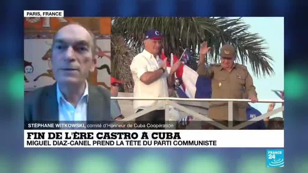 2021-04-19 20:31 Transition politique à Cuba