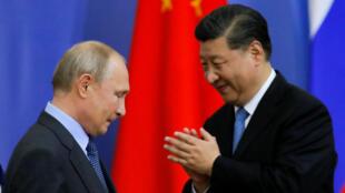Le président chinois Xi Jinping a effectué une visite de trois jours en Russie, du 5 au 7 juin 2019.