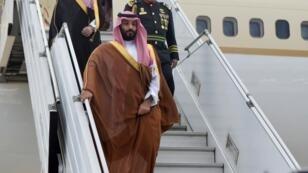 وصول ولي العهد السعودي إلى بوينس آيرس لحضور قمة العشرين، 28 نوفمبر 2018.