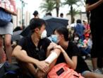 Hong Kong : les manifestants pro-démocratie à nouveau dans la rue