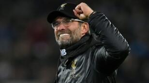 Liverpool's Jurgen Klopp are unbeaten in 19 Premier League games this season