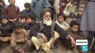 Migrantes Afganos en Pakistán