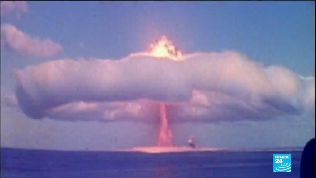 2021-03-10 14:16 Essais nucléaires en Polynésie : les dangers ont été sous-évalués selon une enquête