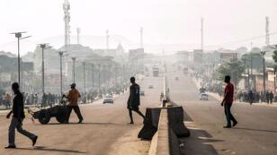 L'accident s'est produit dans la localité de Mbuba, à 130 km de la capitale Kinshasa.