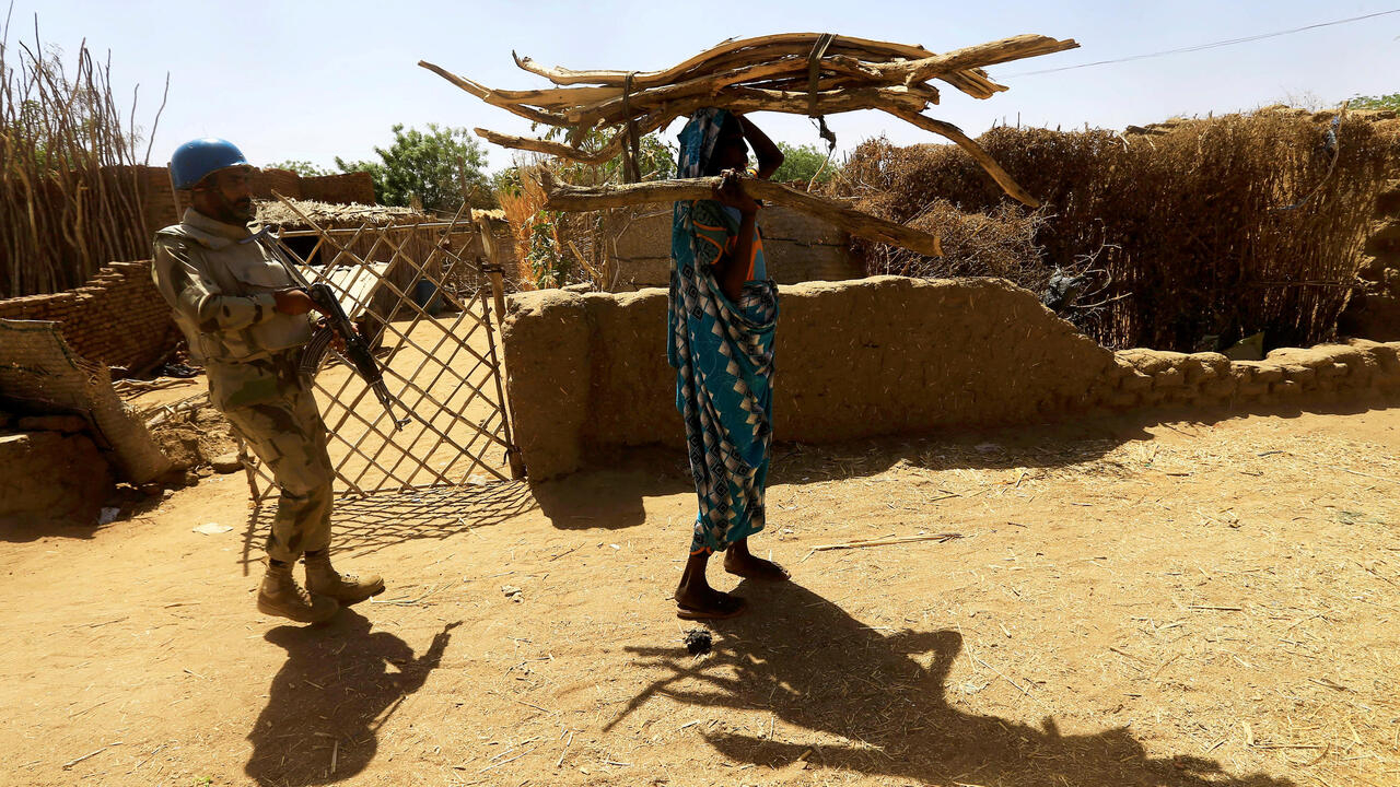 UN, African Union peacekeeping mission in Sudan's Darfur ends