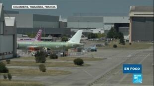 en foco crisis aeronautica Toulouse