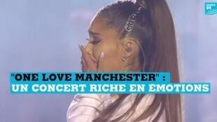 L'attentat de Manchester a eu lieu le 22 mai 2017 lors d'un concert d'Ariana Grande.