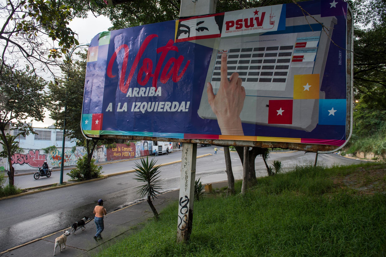 Venezuela législatives