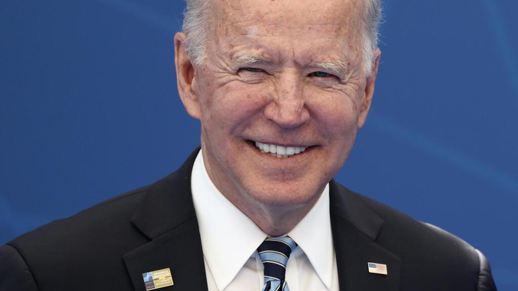 Après l'Otan, Joe Biden rencontre les dirigeants de l'UE pour raviver les liens