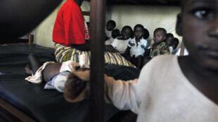 En 2013,  les autorités de Kinshasa ont gelé les autorisations de sortie de plus d'un millier d'enfants légalement adoptés.