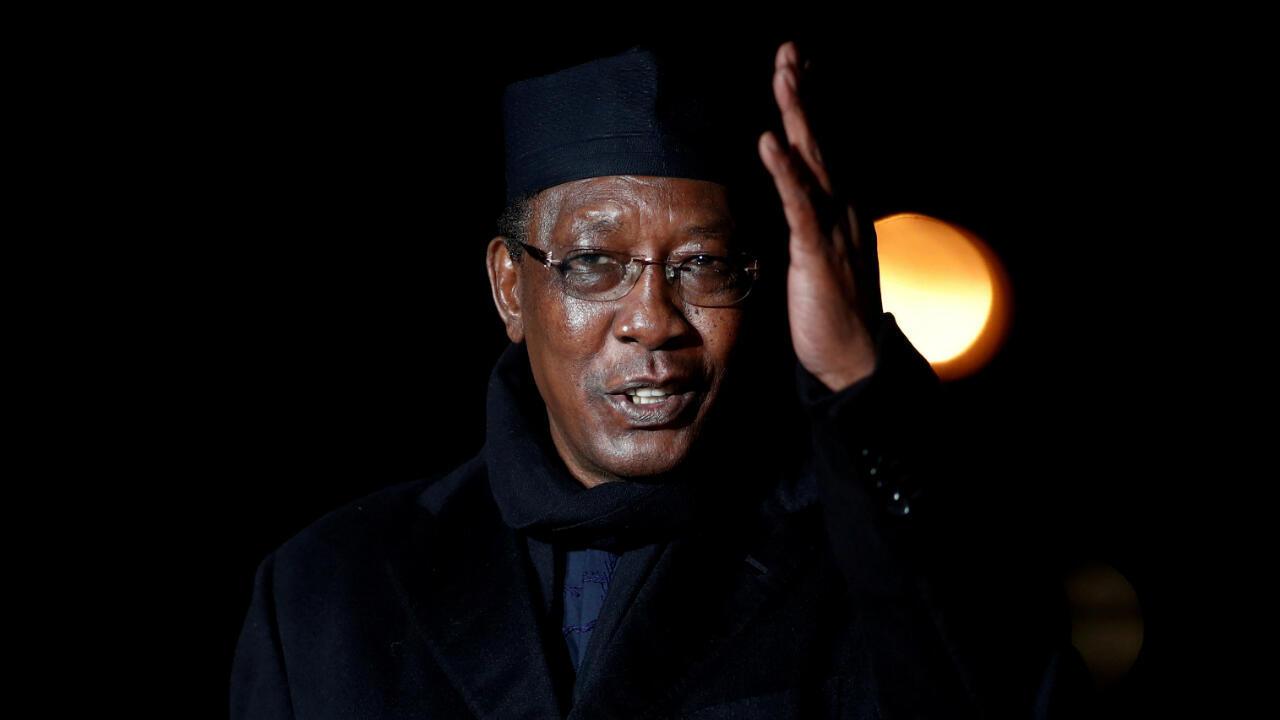 """Le Premier ministre Édouard Philippe a justifié l'intervention française par """"la demande d'assistance du président de la République du Tchad, Idriss Déby Itno""""."""