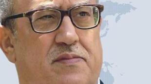 Portrait de Nahed Hattar