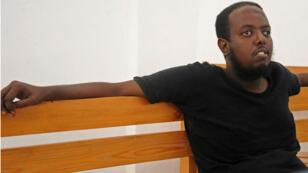 Hassan Hanafi a été condamné à la peine de mort par un tribunal somalien pour avoir aidé à l'assassinat de ses anciens collègues, le 3 mars 2016.