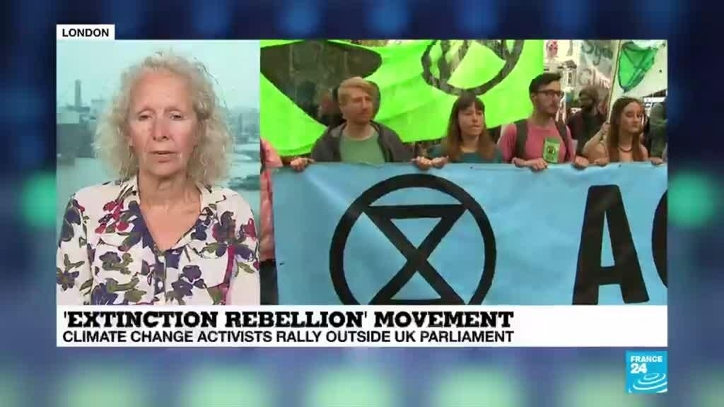 Extinction Rebellion: