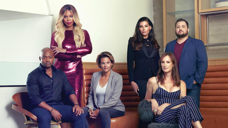 Laverne Cox, Trace Lysette, Chaz Bono, Brian Michael, Alexandra Billings et Jen Richards pour Variety.