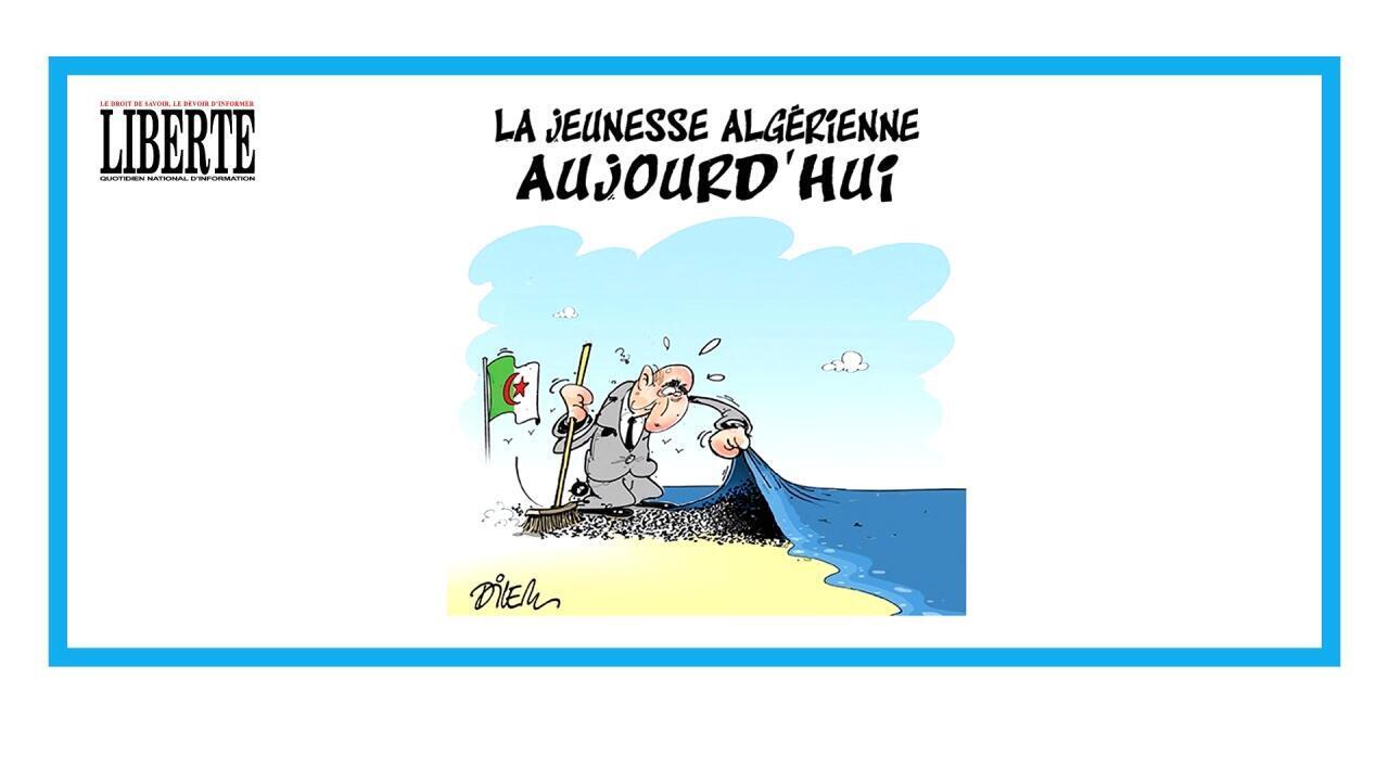 "Inquiétude de la presse algérienne face au phénomène de la ""harga"""