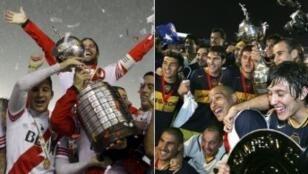 """عداوة شديدة بين فريقي بوينس آيرس، في الأرجنتين، """"بوكا جونيور""""""""وريفر بليت"""""""