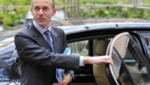 Luc Frieden, ministre des Finances luxembourgeois