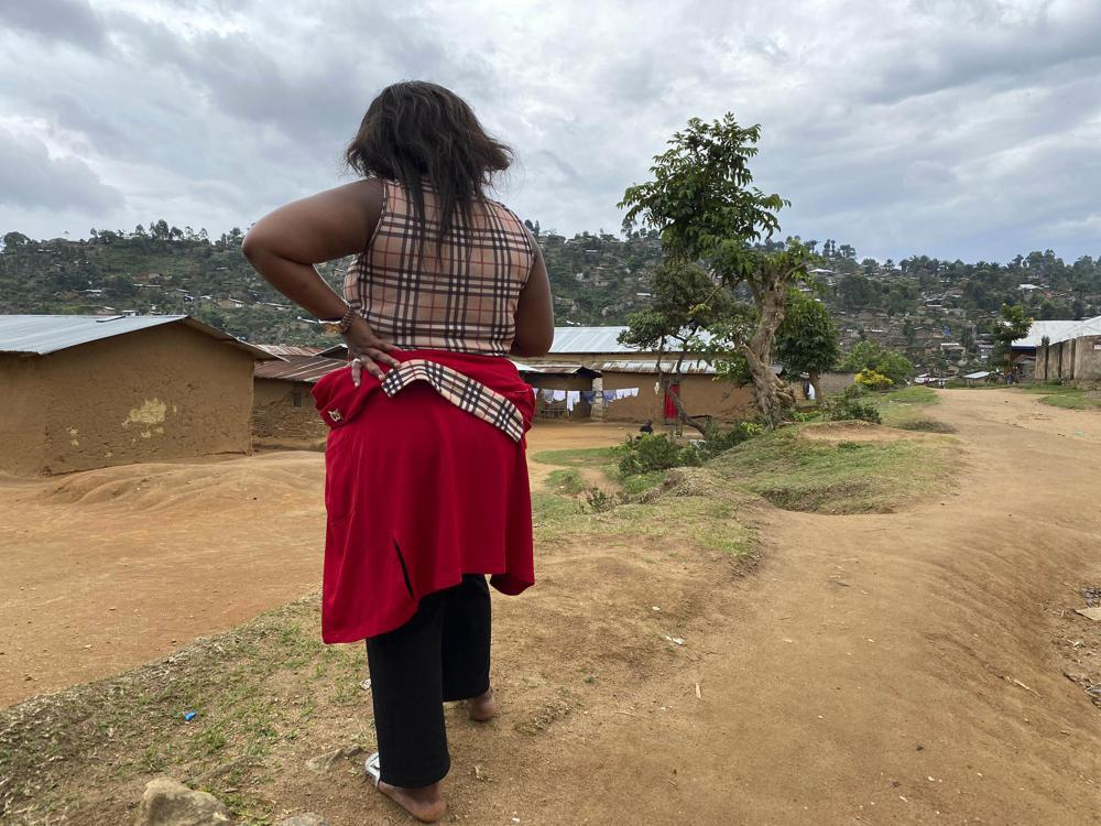 Víctima de violación RDC
