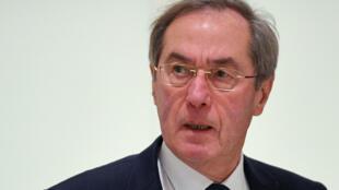 L'ancien ministre de l'Intérieur  Claude Guéant le 5 décembre 2018 à Paris