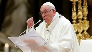 El papa Francisco propuso durante su alocución algunos puntos para combatir la pederastia en la Iglesia Católica.